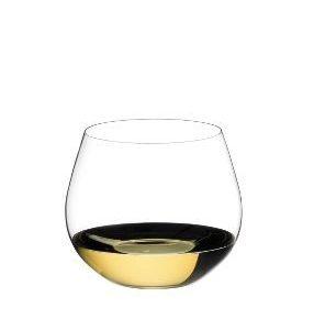 Riedel The O Wine Tumbler Tammitynnyrikypsytys Chardonnay Viinilasi Kirkas 2 Kpl