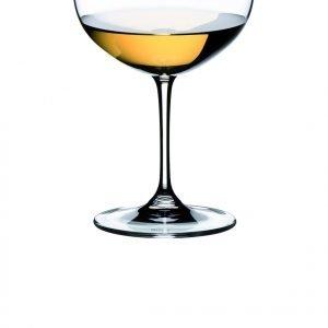 Riedel Vinum Oaked Cahrdonnay / Montrachet Lasi 2 Kpl