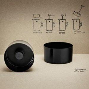 Rig-Tig Knockbox magneetilla