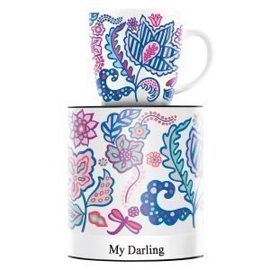 Ritzenhoff My Darling Coffee Mug Thorina Rose
