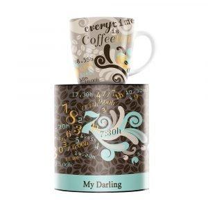 Ritzenhoff My Darling Kahvimuki Coffee Time 30 Cl