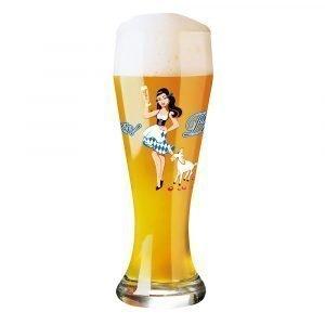 Ritzenhoff Wheat Beer Olutlasi Astrid Müller 50 Cl