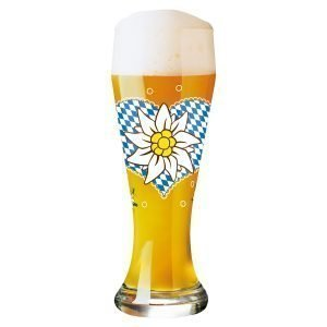 Ritzenhoff Wheat Beer Olutlasi Ellen Wittefeld Edelweiss