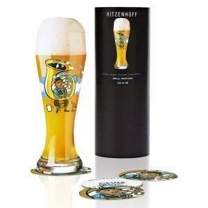Ritzenhoff Wheat Beer Olutlasi Mayer 50 Cl