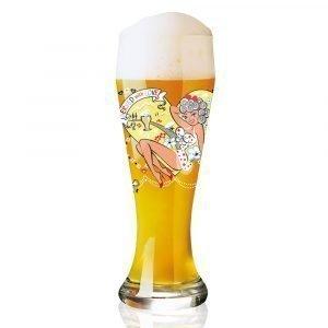 Ritzenhoff Wheat Beer Olutlasi Michal Shalev 50 Cl