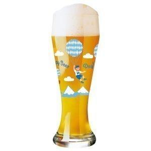 Ritzenhoff Wheat Beer Olutlasi Oliver Melzer