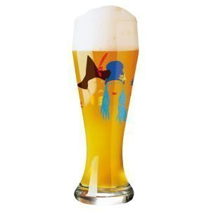 Ritzenhoff Wheat Beer Olutlasi Sabine Röhse