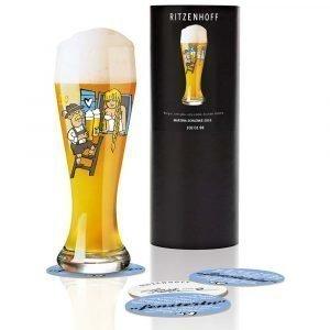 Ritzenhoff Wheat Beer Olutlasi Schlenke 50 Cl