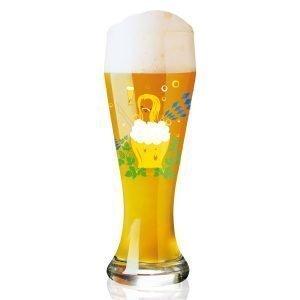 Ritzenhoff Wheat Beer Olutlasi Shinobu Ito 50 Cl