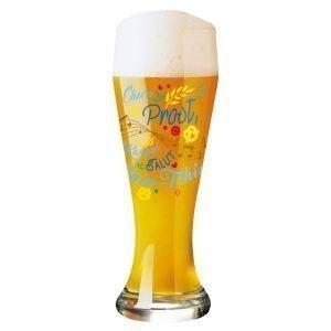 Ritzenhoff Wheat Beer Olutlasi Véronique Jacquart 50 Cl