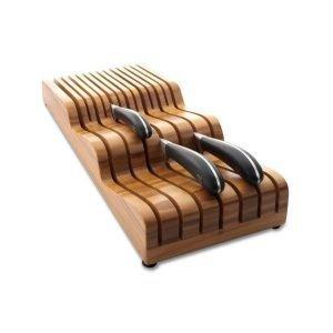 Robert Welch Signature Veitsilaatikko Bambu Setti 4-Osainen