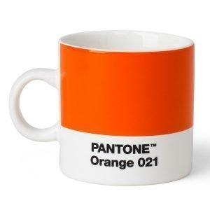 Room Copenhagen Pantone Living Espressokuppi Oranssi
