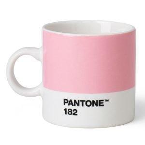 Room Copenhagen Pantone Living Espressokuppi Vaaleanpunainen