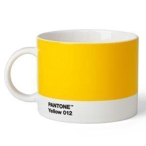 Room Copenhagen Pantone Living Teekuppi Keltainen