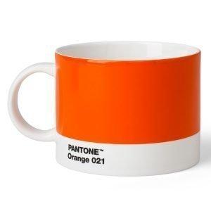Room Copenhagen Pantone Living Teekuppi Oranssi