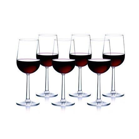 Rosendahl Copenhagen Grand Cru Punaviinilasi Bordeaux 6 kpl 6 kpl