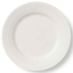 Rosendahl Duet Lautanen Valkoinen 19 Cm
