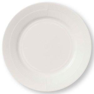 Rosendahl Duet Lautanen Valkoinen 23 Cm