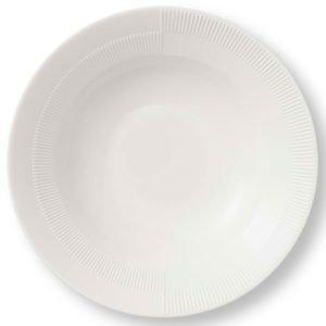 Rosendahl Duet Syvä Lautanen Valkoinen 23 Cm