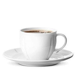 Rosendahl GC Soft Kahvikuppi lautasella