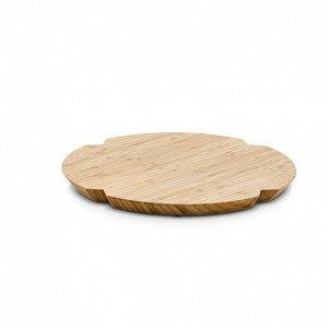 Rosendahl Grand Cru Juustotarjotin Pyöreä Bambu 30 Cm