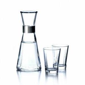 Rosendahl Grand Cru vesikarahvisetti kahdella lasilla