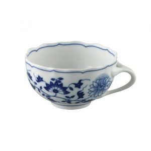Rosenthal Blau Zwiebelmuster Teekuppi Sininen 22 Cl