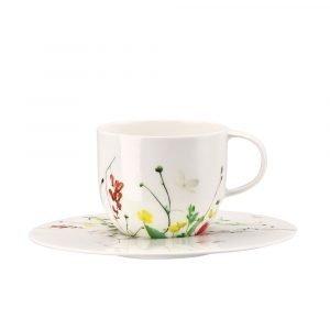 Rosenthal Brillance Fleurs Sauvages Kahviastiat 20 Cl 2-Osainen