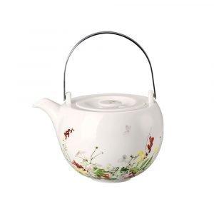Rosenthal Brillance Fleurs Sauvages Teekannun Kansi