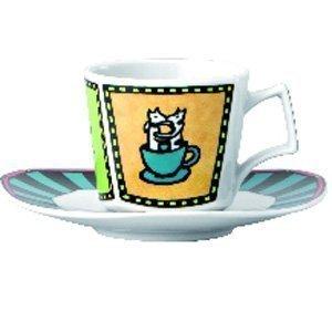 Rosenthal Flash Espressoastiat 90 Cl 2-Osainen