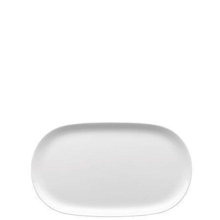Rosenthal Jade Valkoinen Vati 25x15 cm