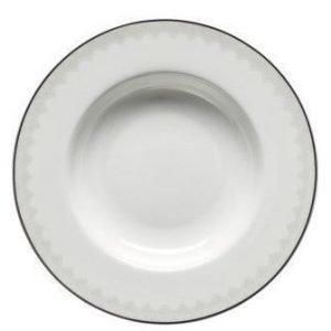 Rosenthal Jade syvä lautanen 23 cm