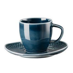 Rosenthal Junto Espressokuppi Vadilla Ocean Blue 8 Cl