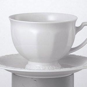 Rosenthal Maria Kahvilautanen Valkoinen 14 Cm