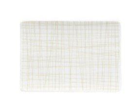 Rosenthal Mesh Line Cream Vati 18 x 13 cm