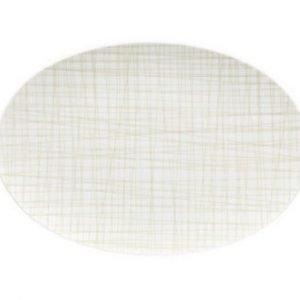 Rosenthal Mesh Line Cream Vati 30 cm