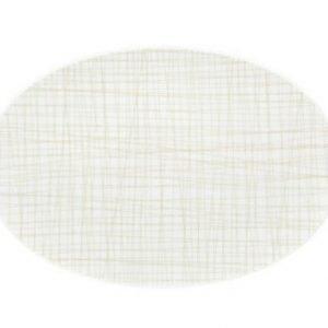 Rosenthal Mesh Line Cream Vati 34 cm