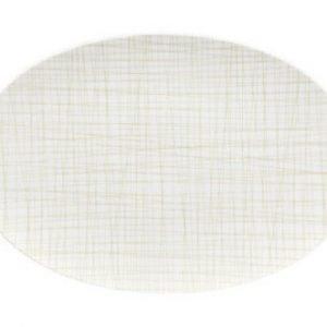 Rosenthal Mesh Line Cream Vati 38 cm