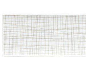 Rosenthal Mesh Line Valnöt vati 26x13 cm