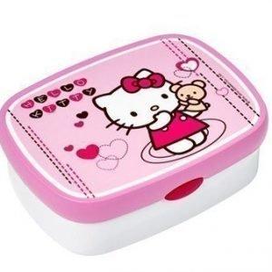 """Rosti Mepal Eväslaatikko 17x13cm """"Hello Kitty"""""""