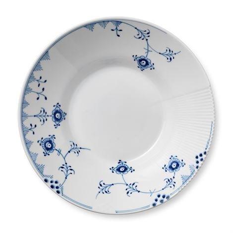 Royal Copenhagen Blue Elements Syvä Lautanen 1 Sininen Ø 25 cm