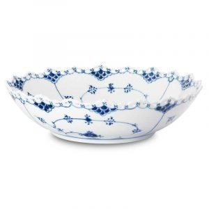 Royal Copenhagen Blue Fluted Full Lace Kulho 1