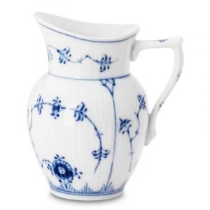 Royal Copenhagen Blue Fluted Maitokannu 8 Cl