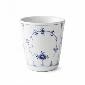 Royal Copenhagen Blue Fluted Plain Termokuppi 29 Cl