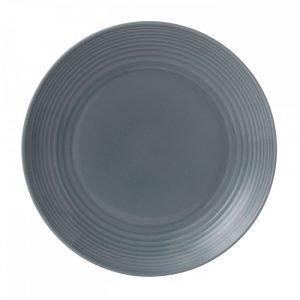 Royal Doulton Maze Grey Lautanen 28 Cm