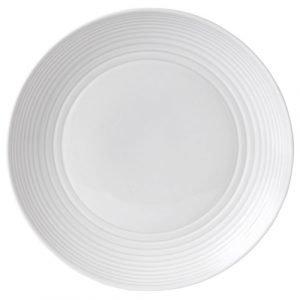 Royal Doulton Maze White Lautanen 28 Cm