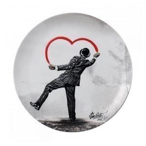 Royal Doulton Street Art Lautanen Love Vandal 27 Cm
