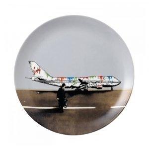Royal Doulton Street Art Lautanen Vandal Airways 27 Cm