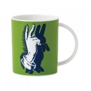 Royal Doulton Street Art Muki Bunny Fingers 30 Cl