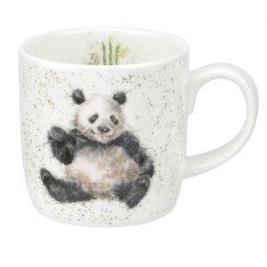 Royal Worchester Wd Muki Panda Valkoinen 31 Cl